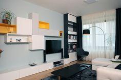 Obývací pokoj, Břevnov / © GeddesKaňka, s.r.o.