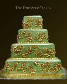 medieval wedding cakes   Renaissance Wedding Cake   Flickr - Photo Sharing!