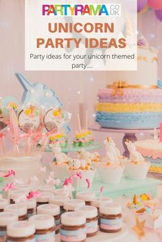 Decorate your child's unicorn themed party with balloons, tableware, party bags, decorations and supplies from Partyrama to make your child smile on their birthday. Unicorn Party Supplies, Party Themes, Party Ideas, Game Ideas, Diy Ideas, Luxury Candles, Pet Bottle, Magical Unicorn, Party Tableware