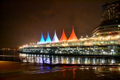 Canada Place in Vancouver, British Columbia, Canada ~Vancity Buzz