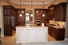 Kitchens by Elegant Wood Design. Classic kitchen.
