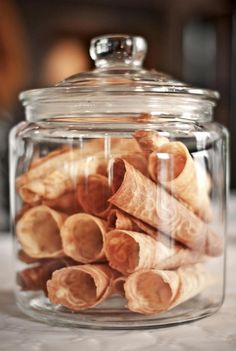 Norwegian Krumkake Cookies - Recipe