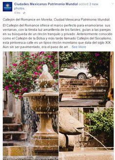 Callejon del romance - Morelia