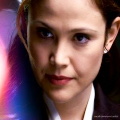 Reiko Aylesworth, originally auditioned to be Nina Myers,  glad she didn't get the role!!!