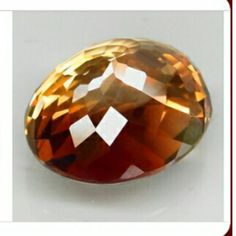 Jual beli natural 100% topaz imperial brazil 13.95 di Lapak rajawali star gemstone - ww98. Menjual Batu Mulia Permata - PRODUCT NAME 	: 		Natural Topaz 	 	SHAPE 	: 		Oval Facet 	 	WEIGHT 	: 		13.95 ct. 	 	SIZE 	: 		  14.7x11.7x9.7 mm. 	 	QUANTITY 	: 		1 Piece 	 	COLOR 	: 		  Brownish Orange 	 	CLARITY 	: 		IF 	 	LUSTER 	: 		Superior 	 	ORIGIN 	: 		Brazil 	 	TREATMENT 	: 		Unheated 	 	HARDNESS 	: 		8