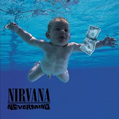 Nirvana - Nevermind 180g Vinyl LP