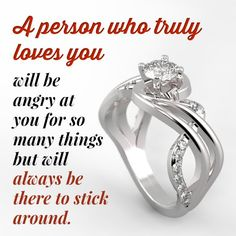 A person who truly loves you...