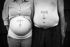 Pregnancy photo. Tee hee.