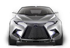 Lexus Sketch FCD94