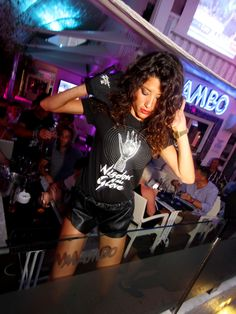 #DJ #Music #Summer #Holiday #Ibiza #People #Travel #World #Places #Fun #Happy #Photography #SunsetStrip #Restaurant #Drink #Food #Island #WhiteIsle #CafeMambo #Sunset #Sea #Island #Dancers #Girls
