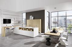 Kuchnia z linii Artwood/Lux, Nolte Küchen