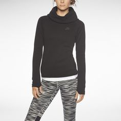 Nike Tech Fleece Hoodie Women's Hoodie and I love these work out pants