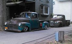 1953 Chevrolet, id love to have a pair like this when I have my first son or daughter