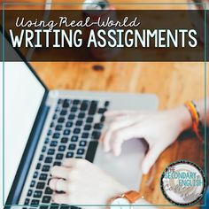 Real World Writing Assignments to Prepare Students for Life After High School – Education Life After High School, High School Writing, High School Art, High School Activities, Writing Activities, Writing Strategies, Writing Assignments, Writing Prompts, Middle School English