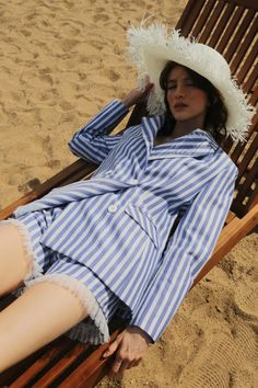 Vogue Russia, Summer Trends, Summer Outfits, Beach Outfits, Panama Hat, What To Wear, Womens Fashion, Fashion Trends, Spring Summer