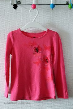 Little shirts as gifts by @riikka Kovasin