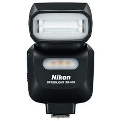Nikon Speedlight SB-500 Flash Light @ 38 % Off. Order Now!!!!