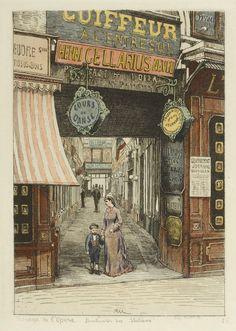 Ah... Paris... Vintage Streets Prints