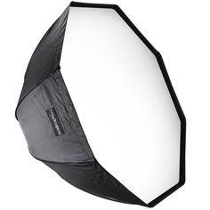 Walimex 150cm-es ernyőként nyitható octobox