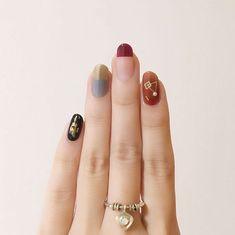 Nail Art Nail Design Japannese Nail Style #Akiwarinda