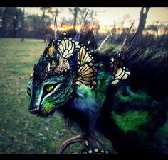 --SOLD--Poseable Fantasy Keeper of the Woodland by Wood-Splitter-Lee.deviantart.com on @deviantART