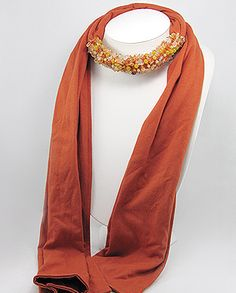 #Scarves #Jeweled #Gemstone inquire about scarf e-mail pin-scarforders@usa.net