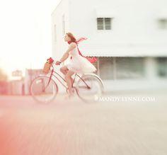 making me nostalgic for my bike-riding freedom days.