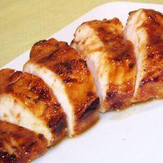 Légèreté & Gourmandises: Poulet au miel enrage (4 PP)