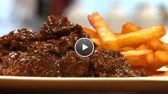 Vlaams stoofvlees met frieten - The Taste of Life Travel | 24Kitchen
