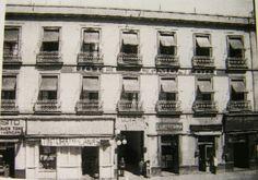 Hotel Comonfort, Inmueble del cual era propietario Don Jorge Carmona, Marqués de San Basilio. título nobiliario que ostentó Carmona durante gran parte de su vida pero que en realidad no heredó, pues lo compró en una tienda de antigüedades en Paris, Francia. Pero, que había pertenecido realmente a un individuo de la nobleza italiana caído en la pobreza. En la parte baja estuvo la famosa cantina New Orleans. Hoy en día ahí se encuentra el famoso Café La Blanca fundado en 1915 por Sr.Higinio…