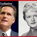 He spoke about a young relative, An Keenan,who died tragically of an illegal abortion in '63:  back in '94, was a Detroit woman named Ann Keenan. She was  Romney BIL's sister & died at  21 in 1963, 10 years before Roe v. Wade. Salon uncovered the never-reported story of her life & death, how she died (an infection); her grieving parents asked for donations to be made to Planned Parenthood & how it was kept it quiet because Romney's father, George, was then governor of Michigan.