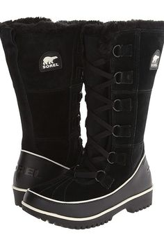 SOREL Tivoli High II (Black) Women's Boots - SOREL, Tivoli High II, NL2093-010, Footwear Boot General, Boot, Boot, Footwear, Shoes, Gift, - Street Fashion And Style Ideas