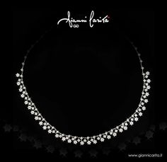 Realizzato in oro e diamanti...il Girocollo firmato Gianni Carità. #giannicarita #preziosa #jewels #girocollo #madeinitaly #diamond #diamanti #oro #love #princess #donna #italy