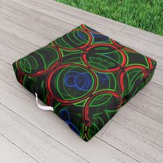 Biology Outdoor Floor Cushion by scardesign Picnic Blanket, Outdoor Blanket, Outdoor Floor Cushions, Biology, Modern, Outdoor Decor, Design, Home Decor, Trendy Tree