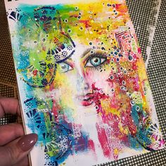 Face It... Art Alchemy Paints Galore!