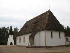 Nummijärven kirkko Kauhajoella. Kuva: MV/RHO Johanna Forsius 2006