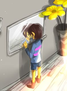 Undertale: Even after everything, it's still you.