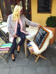 Advertorial: Hannah Weiland – This is how hip faux fur can be! | pinkdiamondby