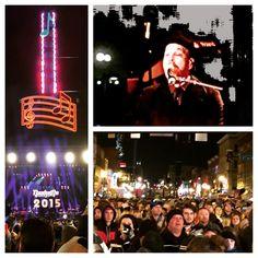 Gavin DeGraw, Nashville, TN 12/31/14