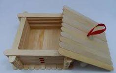 Aprenda a Fazer Modelos de Porta-Joias Usando Palitos | Artesanato - Cultura Mix