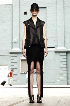 Givenchy Resort 2012 Collection Photos - Vogue