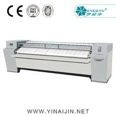 TPD-1800 Series ElecTrical Heating Single Roller Ironing Machine Commercial Washing Machine, Ironing Machine