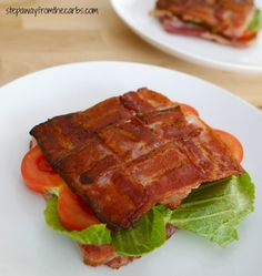 Introducing… the no bread BLT! This popular sandwich has been given a makeover and now can be made without bread! The following post contains affiliate links, which means that at no extra cost to you I can make a tiny bit of money to help support this blog. Thank you! I have my friend Keith ... Read more