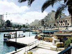 St Julians, Spinola Bay │ #VisitMalta visitmalta.com