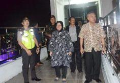 Kapolres Tanjung Perak dan Walikota Surabaya Tinjau Sentra Ikan Bulak Kenjeran Tribratanews Polda Jatim