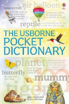 #(usato) the usborne pocket dictionary edizione Usborne publishing  ad Euro 4.86 in #Usborne publishing #Libri