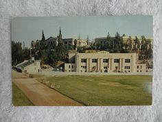 Poly High School when it was at the Current RCC area.