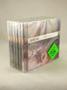 6 CD - Biblia sada: Starý zákon (mp3) - Slovenský ekumenický preklad | 27,06 € - obrázok