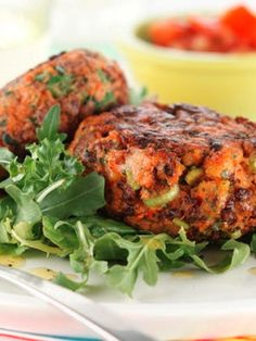 fruity burgers using quorn