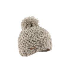 Bonnet pompon gris perle Sylin Herman #shopping #fashion #news #bonnetwomen #bonnet #fashion #shopping #bonplan